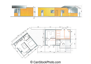 house plan blueprint - new house plan blueprint drawing,...