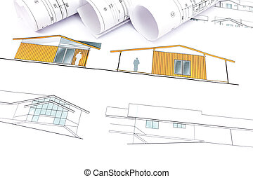 project of new house