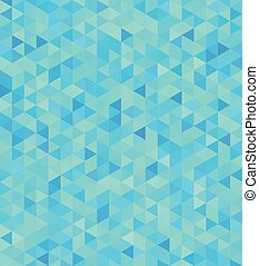Vector mosaic background - Vector mosaic seamless background...