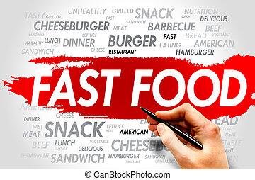 cibo, digiuno