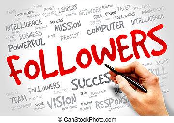 seguidores,