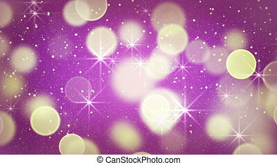 yellow magenta light loopable background