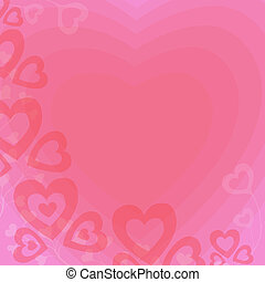 gentile background - gentile background for valentines with...