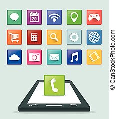 Smartphone applications design. - Smartphone Applications...