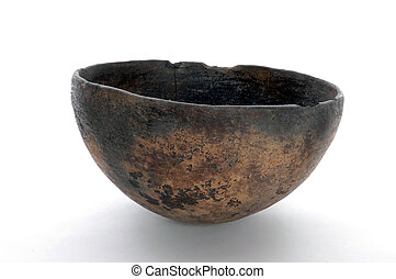 Ancient Bowl - An ancient bowl