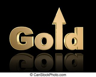 gold up
