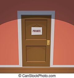 Private Room - Red