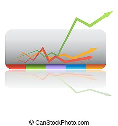 Exponential Growth Chart - An image of an exponential growth...