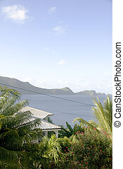 luxury caribbean st. vincent and the grenadines island villa...