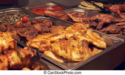 Meat Specialities Trays