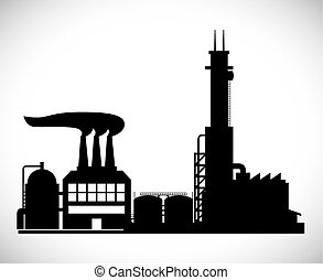 Industrial plant design - Industrial plant digital design,...