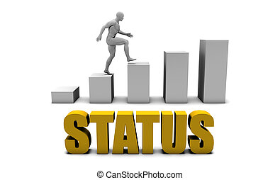 Status - Improve Your Status  or Business Process as Concept