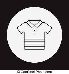 clothes line icon