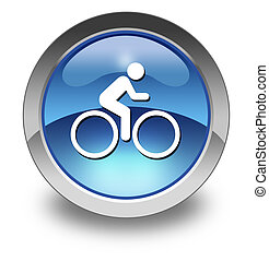 Icon, Button, Pictogram Bicycle - Icon, Button, Pictogram...