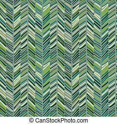 scribble seamless pattern green. vector illustration. 10 eps