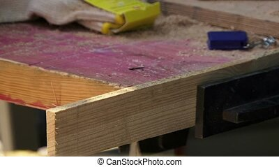 Broken Nail File From The Jig