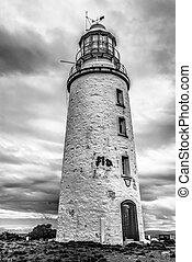 Lighthouse - Cape Bruny Lighthouse is located within the...