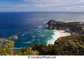Cape Point Beach in South Africa