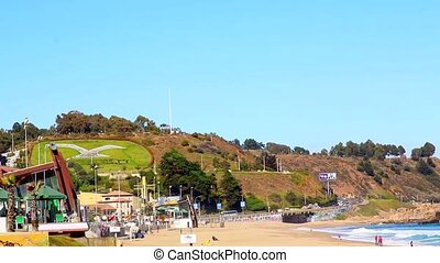 Vina del Mar, Chile Time-lapse