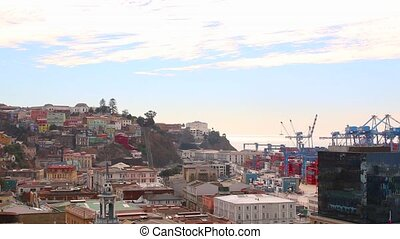 Valparaiso city, Chile