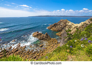 Eden Australia - Eden, in the sapphire coast, situated on...