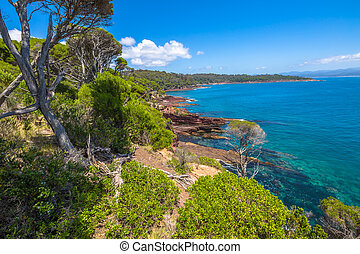 Ben Boyds National Park - Twofold Bay lookout near the Boyds...