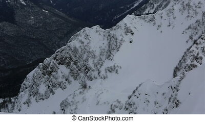 Peak Stone Pillar in Rosa Khutor Alpine Resort - Peak Stone...