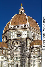 Florence Cathedral, Italy - The Cattedrale di Santa Maria...