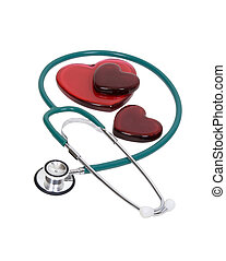 Stethoscope for heart care