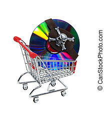 Pirating software instead of purchasing - Pirating software...