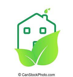 ecology house logo