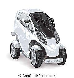 Future mini car