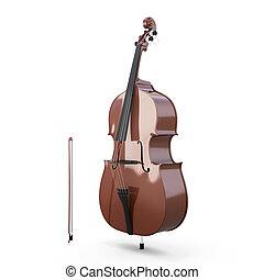 Contrabass, double bass