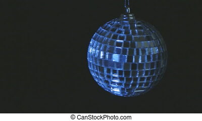 disco ball - glittering disco party ball