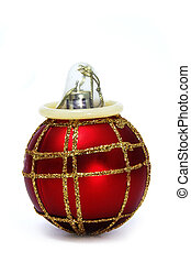 Sex for Christmas - Christmas balls with condom full of...