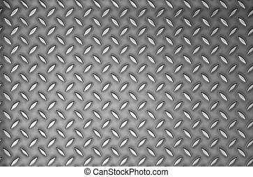 metal plate - background texture of metal plate sheet