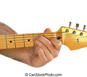Guitar E Chord