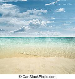 caraibico, oceano