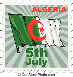 national day of Algeria