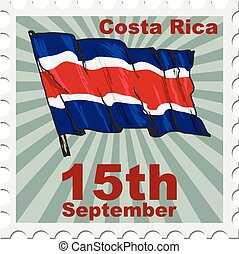 national day of Costa Rica