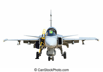 JAS-39 Gripen fighter jet