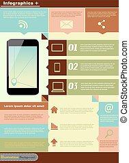 comunicação,  infographic,  illustrat