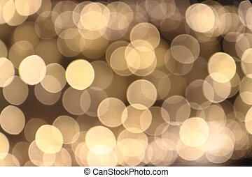 golden christmas lights background - golden christmas lights...