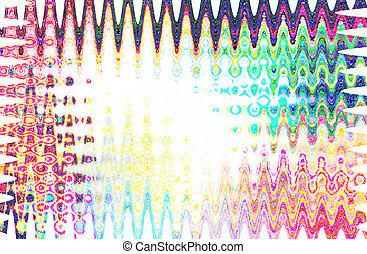 Multicolor background - abstract multicolor color futuristic...