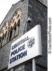 central police station port of spain trinidad and tobago -...