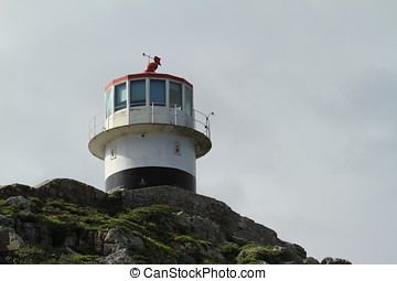 The lighthouse of Cape of Good Hope