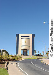 Independence Memorial in Windhoek - The Independence...