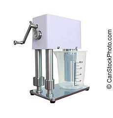Laboratory rheometer - Rheometer is a laboratory device for...