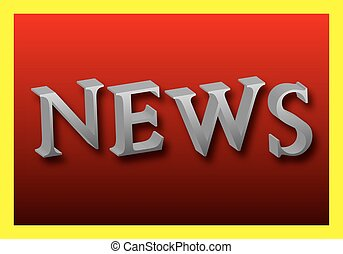 Word of News in 3D