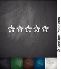 five-star icon